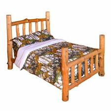 Snow The Woods Woodland Camo King Comforter-Free Ship
