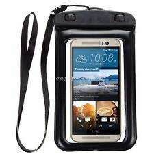 Waterproof Pouch Dry Bag Case For HTC Desire 816/LG G Stylo/BLU Energy X Plus