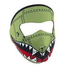 Small Child Size Bomber Teeth Neoprene Full Face Mask Zan Headgear Free Shipping