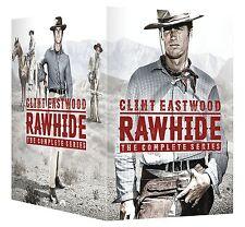 Rawhide . The Complete Series . Season 1 2 3 4 5 6 7 8 . Tausen Meilen Staub DVD