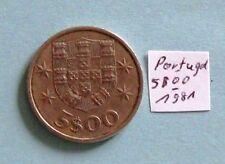 Sehr schöne Münzen aus Portugal