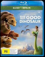 The Good Dinosaur 3d 2d Blu-ray Disney Pixar Region B