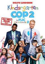 Kindergarten Cop 2 (DVD, 2016) Widescreen format