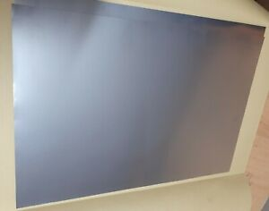 1 x Ni Alloy / Inconel X-750 Blech / Sheet 0,1524 x 290 x 400 mm