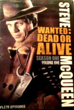 WANTED:DEAD or ALIVE Steve McQueen 18 Episodes 2-Disc SEALED