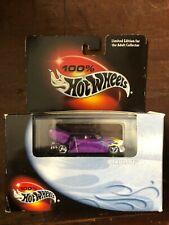 100% Hot Wheels Black Box Limited Edition Triclopz