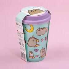 Pusheen the Cat Unicorn Travel Mug - Officially Licensed