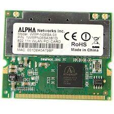 Atheros AR5008 AR5416 Mini PCI N 802.11N 300M WIFI Wireless Card  Dell ASUS SONY