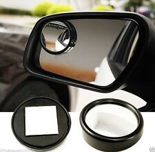 2pcs Blind Spot Rear View Mirror Reversing Driving for Car Truck Van Bikes