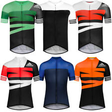 adidas Adistar J.S.K Hombres Ciclismo Femenino Jersey Road Bike Sport Nuevo