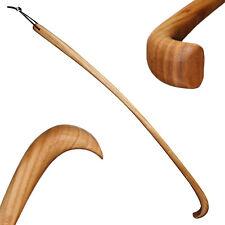 """Rückenkratzer """"Lea"""" 50 cm gebogen, Kratzhand, Buckelkratzer Hand aus Kirsch-Holz"""