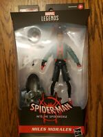 """Marvel Legends 6"""" Miles Morales Spider-man Into The Spider-verse MIB Fast Ship"""