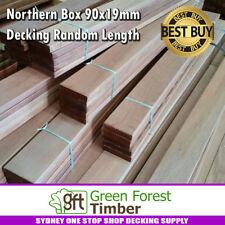Northern Box 90x19mm Decking Random Length Select Grade