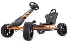 Ferbedo X Stream Sturdy Large Go Kart Constructor - Orange.