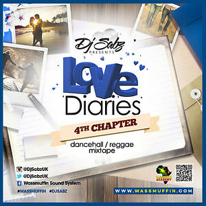 LOVE DIARIES REGGAE LOVERS ROCK CHAPTER 4 MIX CD