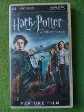 Harry Potter & the Goblet of Fire Sony PSP UMD Video - Tested - Movie & Case