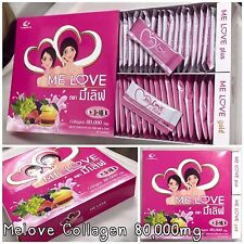 5X ME LOVE PLUS COLLAGEN GLUTATHIONE VIT C SKIN WHITENING 200 Sachets