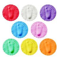 Ultraleichter Lehm Baby Handabdruck Fußabdruck Druck Schlamm DIY Handwerk