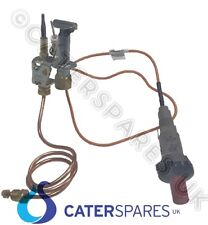 HOBART WOLF GAS CHARGRILL PILOT ASSEMBLY & THERMOCOUPLE AND IGNITION SCB SERIES