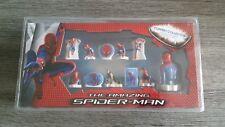 Spider Man coffret collector fèves en porcelaine peinte à la main NEUF