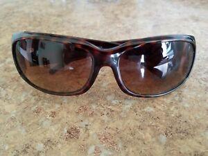 """Michael Kors """"Nevis"""" M2677S Tort Frames Brown Lenses Used Nice"""
