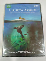 Planet azul II David Attenborough BBC - 3 X DVD Espagnol Anglais Neuf