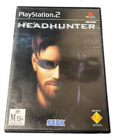 Headhunter Sony PS2 PAL *Complete*