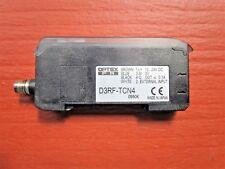 OPTEX FA Digital Fiber Sensor D3RF-TCN4 High Speed 0950K