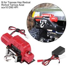 Winch Wireless Remote Control Receiver for 1/10 Traxxas HSP RC/4WD Crawler Car