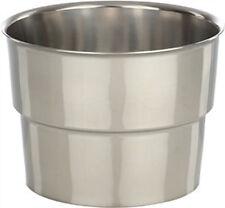 12 ea. Milkshake collar malt collar- stainless-new-SMCT1