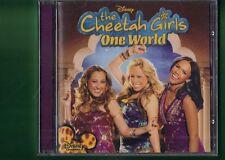 THE CHEETAH GIRLS ONE WORLD CD NUOVO SIGILLATO
