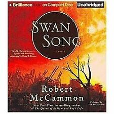 Swan Song by Robert McCammon (2012, CD, Unabridged)