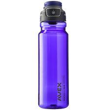Avex 34 oz. FreeFlow Autoseal Water Bottle - Thistle