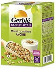 Gerblé - Muesli Avoine Sans Gluten 375G - Lot De 3