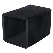 Excess Black Bellows For 4x5 inch Large Format Camera 570mm Maximum Length P1