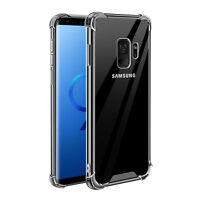 Nuevo 2018 Carcasa TPU Protector Parte Trasera para Samsung Galaxy S7/S8 S9 Plus