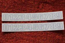 T3 LLE 2x ZAHLENSTREIFEN f. Schriftzug ..von 2500 -neu-/LLE Emblem 255.853.675B