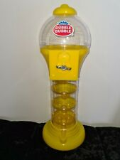 Yellow Bubble Gum Machine
