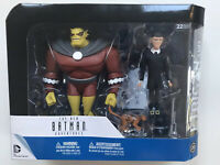 Batman Adventures Etrigan Klarion Animated Series Action Figure Toy Box Toys Set