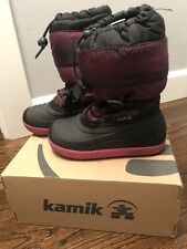 Kamik Snowboots, Size 11. VGUC.