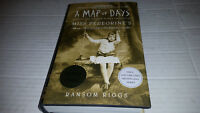A Map of Days by Ransom Riggs (2018, Hardcover) SIGNED 1st/1st
