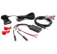 Bluetooth Adapter Aux AUDI RNS-E Navi A3 A4 A6 A8 TT Musik Freisprecheinrichtung