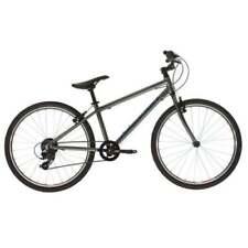 Bicicleta de montaña gris