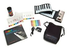 New-Musacus Roll-Out Educational Electronic Piano Case Pack 1 - 677452