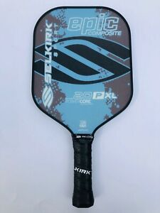 Selkirk Sport Pickleball Paddle Epic 20P XL Composite Polymer Blue Factory 2nd