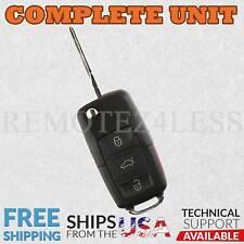 Keyless Entry Remote For 2004 2005 2006 2007 VW Volkswagen Touareg Car Key Fob