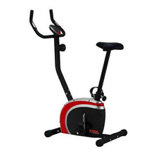 New York Performance Upright Exercise Bike + Computer and 8 levels of resistance