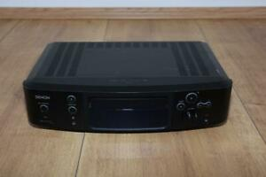 Denon S-81 RCD CD Receiver in schwarz