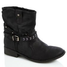 New Sugar Black Western Boots for Women Size 7