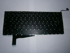 "TASTIERA ITALIANA PER APPLE MACBOOK PRO UNIBODY 15"" A1286 2008 ORIGINALE"
